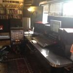 At the Recording Studio